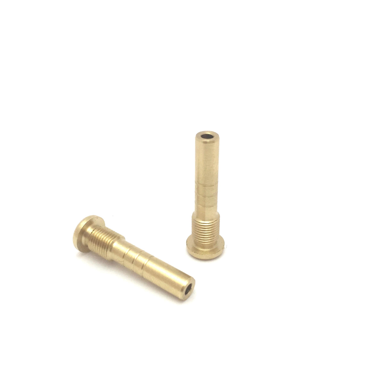 2 Stück 1,9 mm Einschraubdüse Hana H2001 Injektor (Gold, Blau A+)