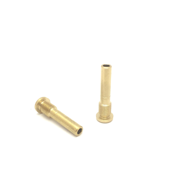 2 Stück 2,4 mm Einschraubdüse Hana H2001 Injektor (Gold, Blau A+)